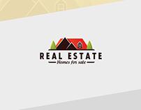 Real Estate Logo Template