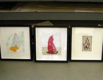 Original Prints: Etching