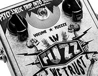 Fuzzbox Guitarpedal