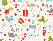Some Christmas patterns..