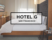 New Hotel G Business Cards