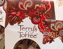 Terry's Toffee Packaging