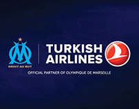 Olympique de Marseille, Turkish Airlines - We are one