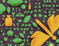 Garden Variety — Pattern