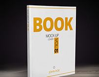 Book Mock-up Vol.01