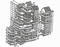 13 Floors House