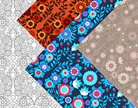 Floral Pattern - Wallpaper
