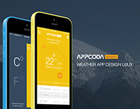 Appcoda Weather iOS app