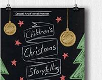 Christmas Storytelling Workshop