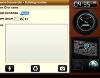 Interactive building inspection solution