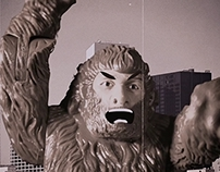 """Stop Motion Animation - """"The Big Foot"""""""