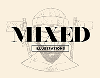 Mixed Illustrtions