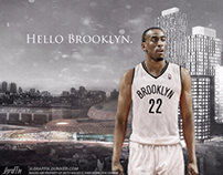 Markel Brown Jersey Swap