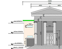 ARCH. TECH: CAD  -  Conservation Project
