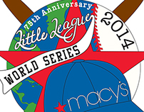 Design | Macy's Little League pin