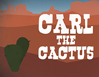 Animation | Carl the Cactus