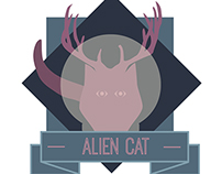 Motion Graphics | Alien Cat