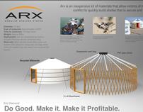 Arx Emergency Shelter System