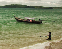 Thai Canoes