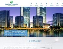 Panchmal Properties - Website Design