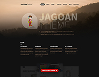 JagoanTheme Homepage