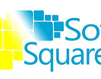 SoftSquares Logo Project