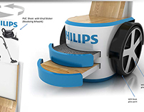 Philips Floor Care Activation Stand