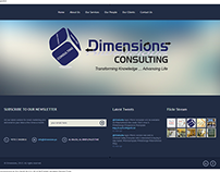 Dimensions Website