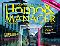 Uomo&Manager#20 / Dicembre 2014
