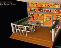 Design-Project (Food Market), Pattaya, Thailand
