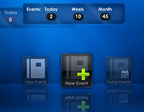 Event Management - Touch Screen