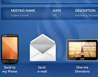 Interactive Directory - Touch Screen