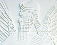 Sumerian relief