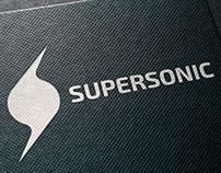 Supersonic, Logo Design