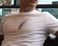 Hair Fontana Identity