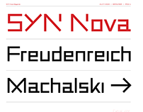 SYN Nova – Type Revival
