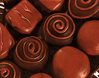 Chocolates | Ilustracion 2014