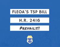 FLEOA Legislative Announcement