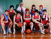 cosplay * SLAM DUNK