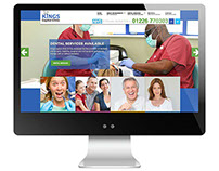 Kings Capitol Clinic Website