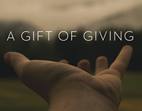 A Gift Of Giving