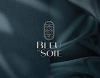 Bleu la Soie - Brand Identity