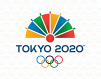 TOKYO - JAPAN 2020 OLYMPICS (Re- Brand Concept)