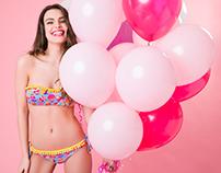 Paradise Beachwear SS17 Campaign / Photography