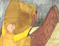 the magic of theatre / Illustrations