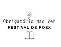 [Obrigatório Não Ver] - FESTIVAL DE POEX