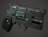 capsule gun