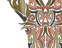 Illustrator Tribal Art