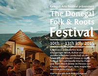 Earagail Arts Festival Flyers Series:1