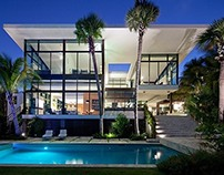 Coral Gables House by Touzet Studio